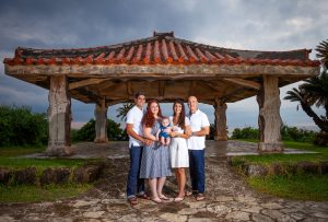 Two hours on location: anatomy of a family photo shoot with Paul Sean Grieve